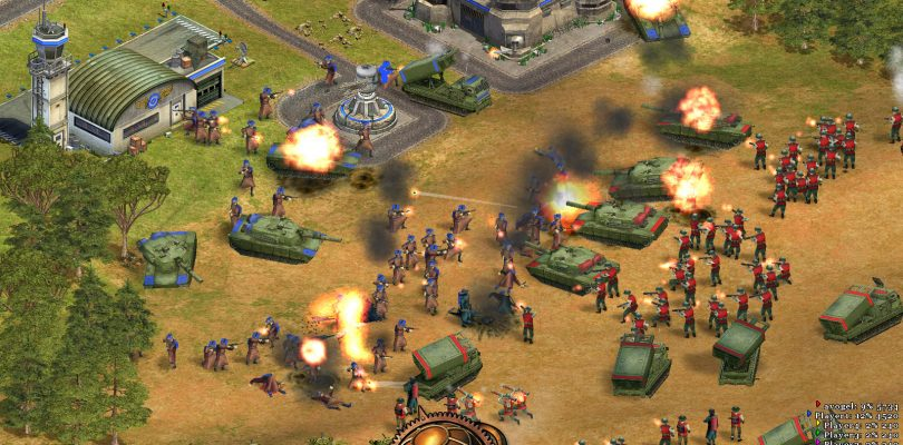 Rise of Nations HD Neuauflage erscheint via Steam