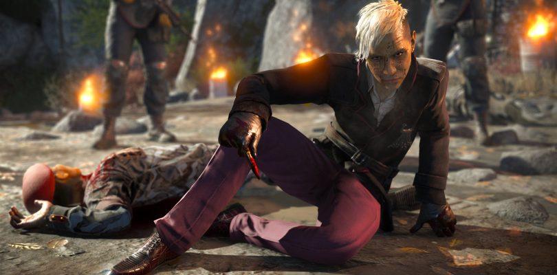 Far Cry 4 – Der wahnsinnige Bösewicht Pagan Min im Trailer