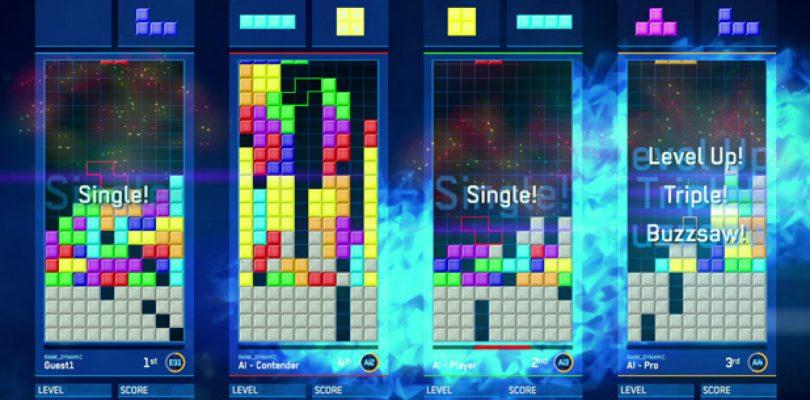 Tetris Ultimate – Endlich ein Game das die Next-Gen Konsolen komplett ausreizen wird