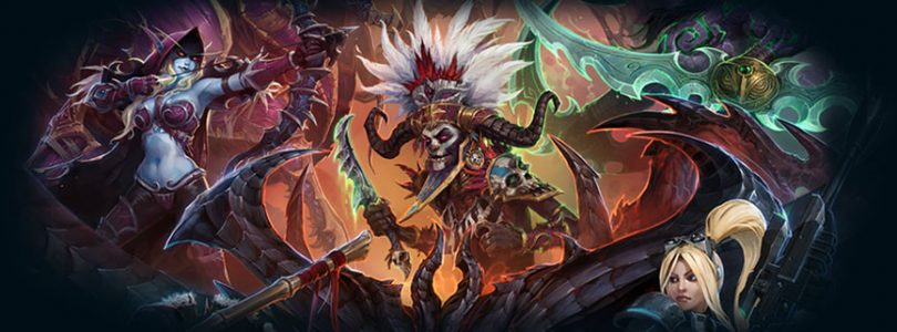 Heroes of the Storm – Das Talentsystem im Trailer