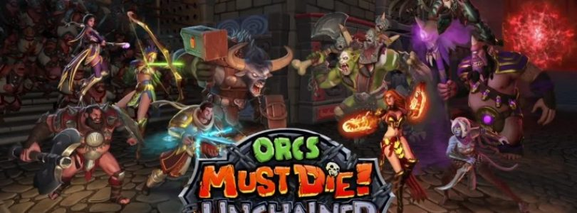Preview: Orcs Must Die Unchained
