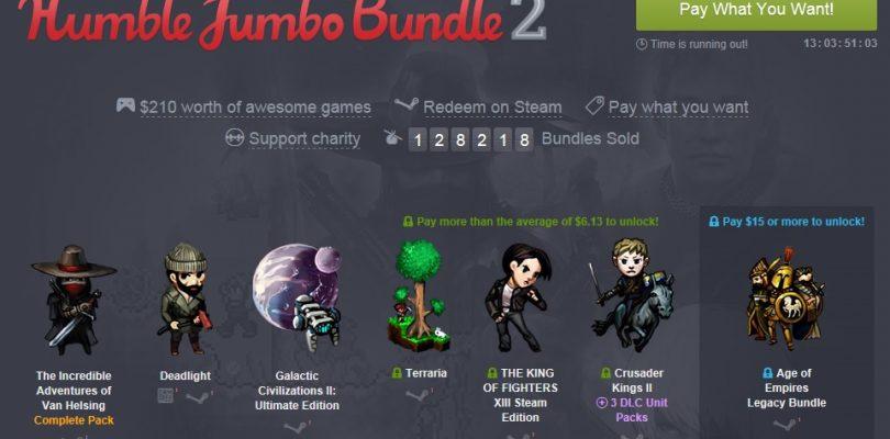 Humble Jumbo Bundle 2 mit Van Helsing, Deadlight und Terraria