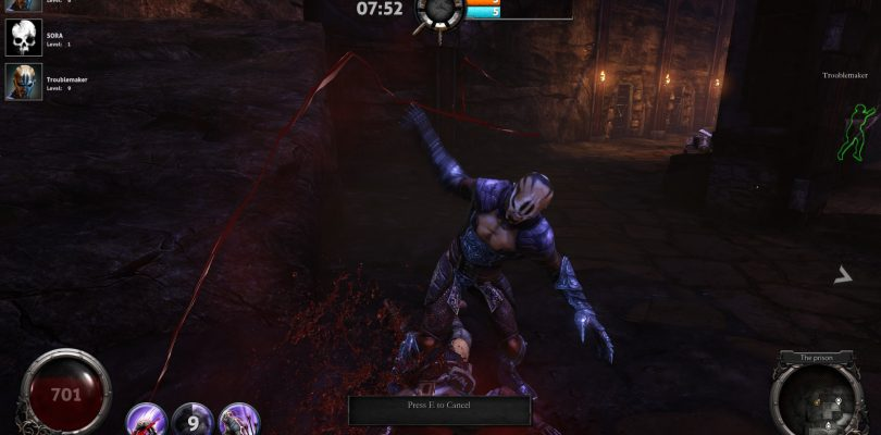Nosgoth – Neuer Trailer zum Start der Open Beta