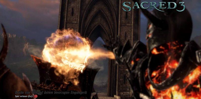 Test: Sacred 3 via Gamesmag