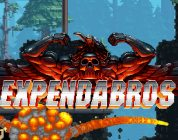 The Expendabros – Das Crossover aus Expendables 3 und Broforce gibt es gratis