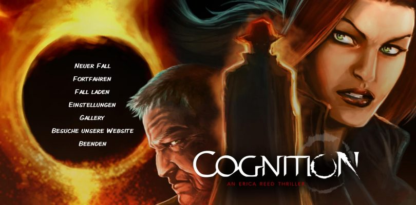 Test: Cognition – An Erica Reed Thriller