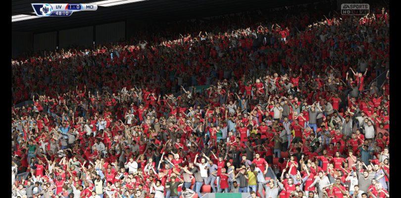 Die FIFA 15 Demo angezockt