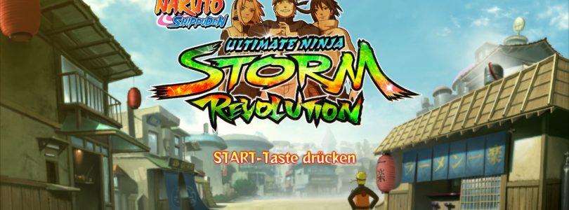 Leserfrage: Steuerung Naruto Ultimate Ninja Storm Revolution auf dem PC