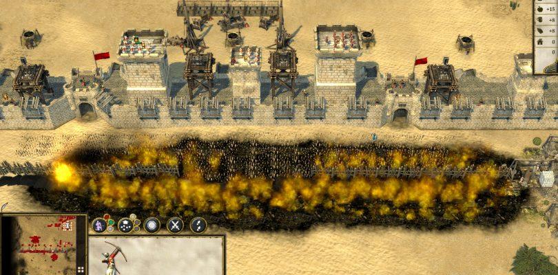 Stronghold Crusader 2 – Trailer zum neuen DLC The Templar & The Duke