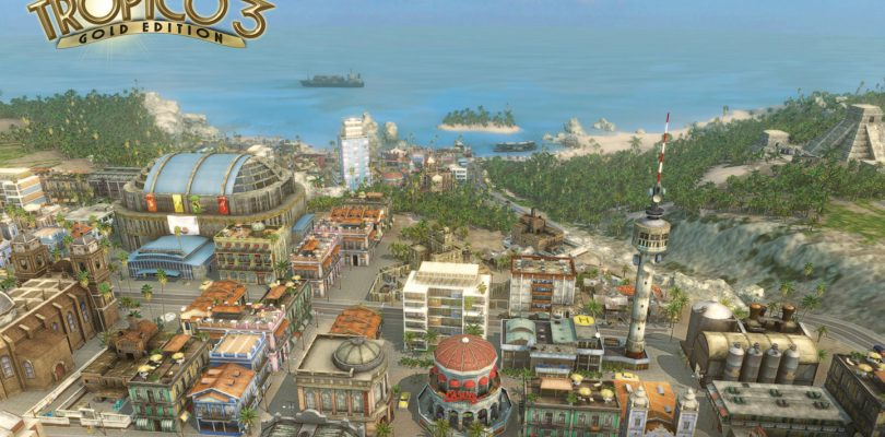 Humble Bundle verschenkt Tropico 3