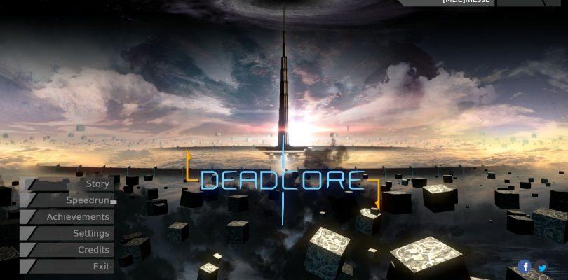 Deadcore – Hier ist der Launch-Trailer zur Konsolenversion