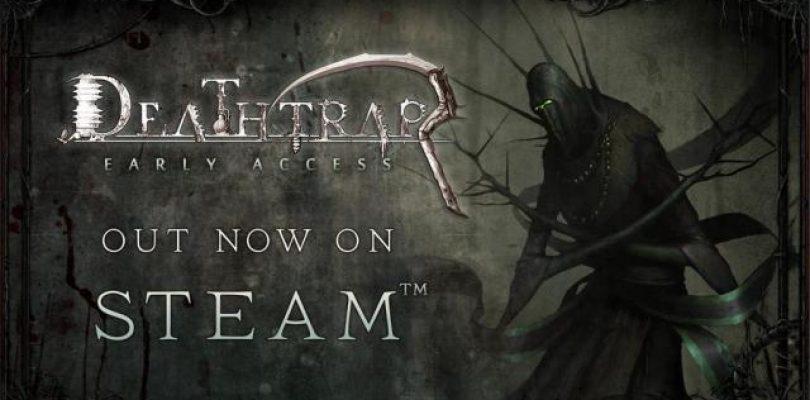 Deathtrap – Koop Gameplay Trailer veröffentlicht
