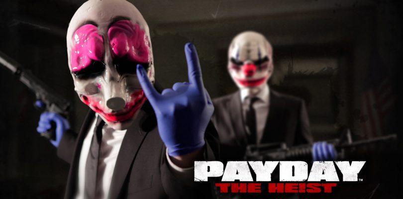 Payday The Heist gibt es am Donnerstag gratis