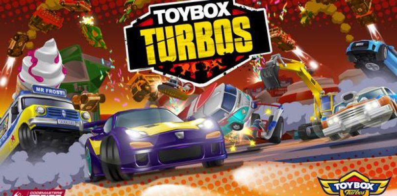 Toybox Turbos: Die Rennstrecken im Trailer