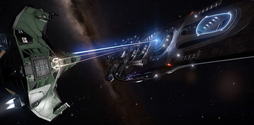 Elite Dangerous – Launch Trailer und Infos zum Start
