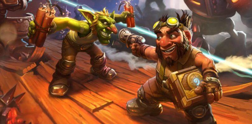 Hearthstone: Goblins gegen Gnome – Die erste Erweiterung naht