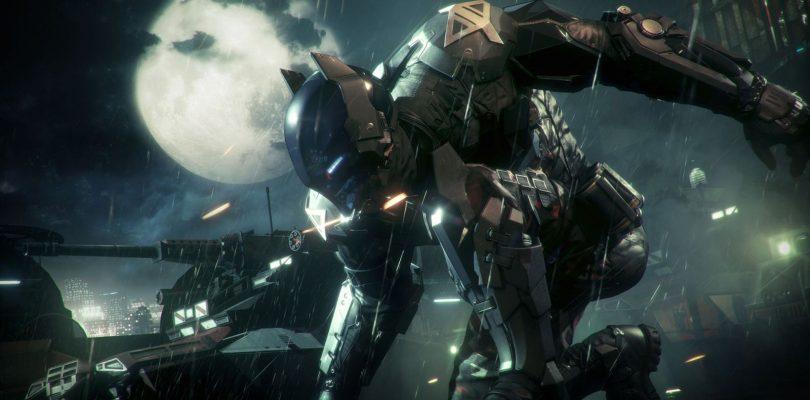 Batman Arkham Knight – Ace Chemicals Infiltration Trailer Teil 2