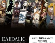 Daedalic mit Publisher Wochenende auf Steam
