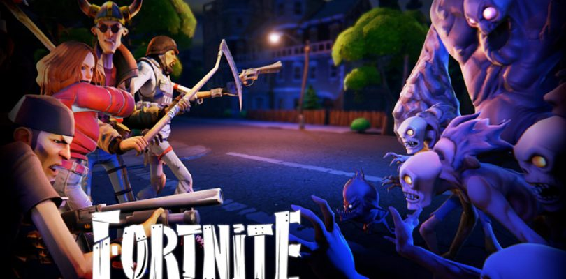 Fortnite – Start der Alpha und neuer Trailer