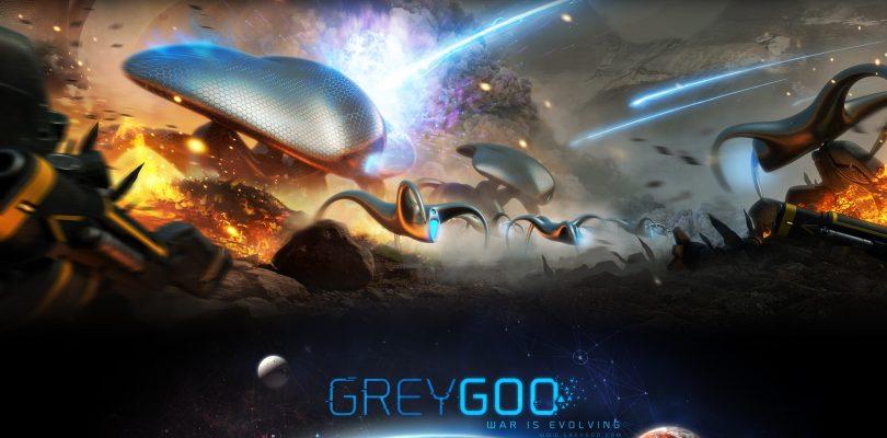 Grey Goo – Der Karteneditor und Infos zu den Bestenlisten im Video