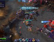 Heroes of the Storm – Release, Offene Beta, Live-Event
