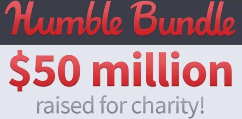 Humble Bundle – 50 Millionen wurden bisher gespendet