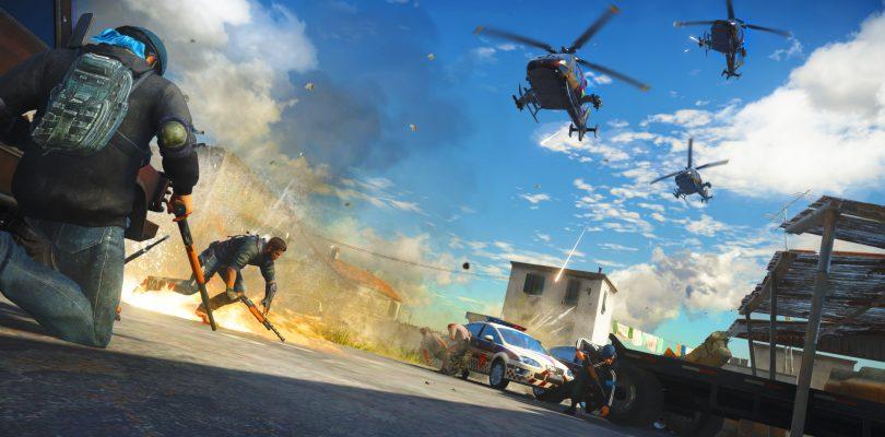 Just Cause 3 – Multiplayer-Mod ab sofort via Steam verfügbar