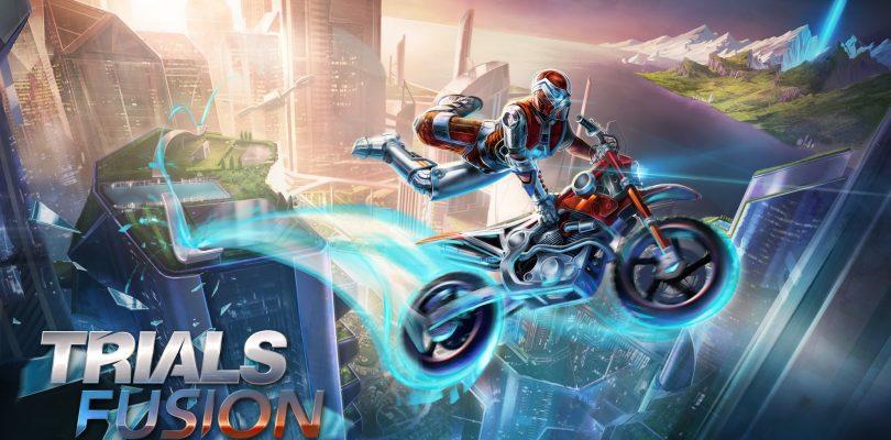 """Trials Fusion – Erweiterung """"Awesome Level Max"""" bringt 40 neue Strecken"""
