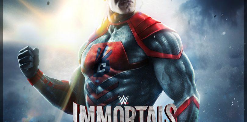 WWE Immortals – Trailer, Screenshots und Infos