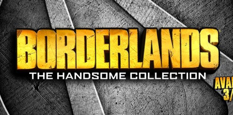 Borderlands The Handsome Collection – Ankündigungs-Trailer