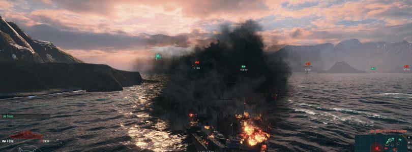 World of Warships – Die Pötte schwimmen in die Open Beta