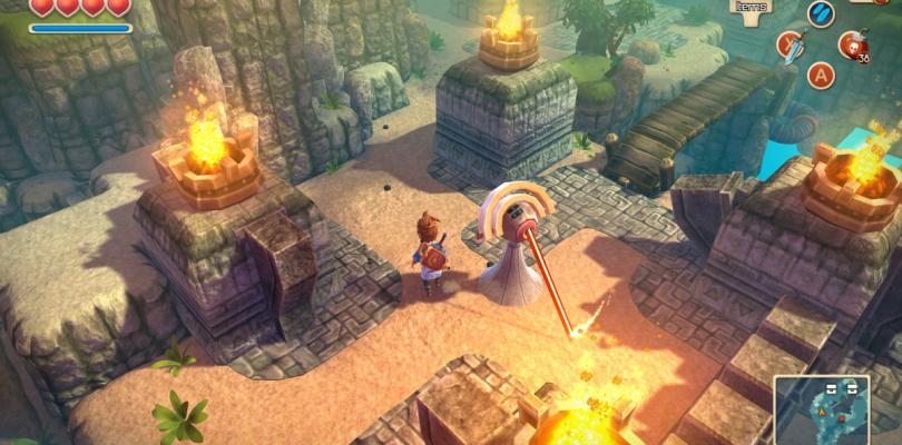 Oceanhorn: Monster of Uncharted Seas – Adventure erscheint im März via Steam