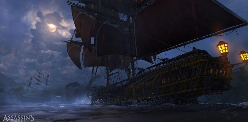 Assassins Creed Rogue – Releasetermin festgesetzt, Eyetracking-Technologie