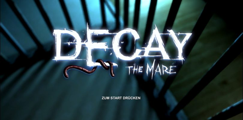 Test: Decay the Mare – Point N' Click – Horror – Adventure, funktioniert das?