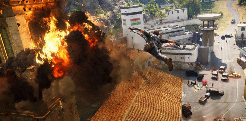 """Just Cause 3 – gamescom-Trailer """"Burn it"""" veröffentlicht"""
