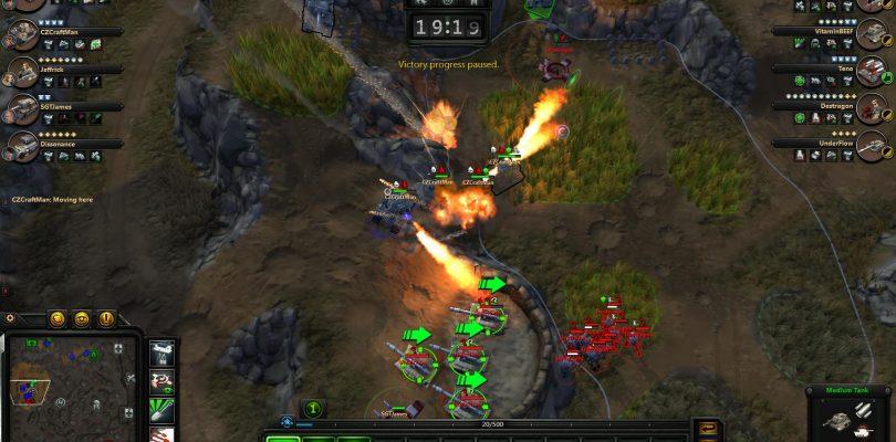 Victory Command – Zum Early-Access-Start gibt es ein neues Gameplay-Video
