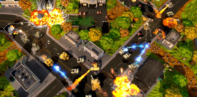 Preview: Victory Command – Das MOBA der Grey Goo Entwickler