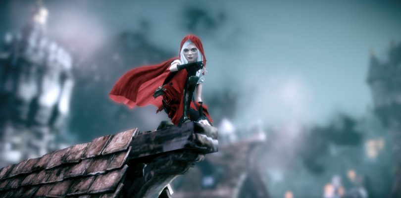 Preview: Woolfe – The Red Hood Diaries – Ein magisches Abenteuer