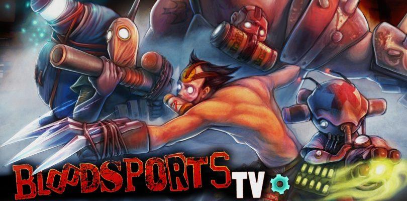 Bloodsports TV – Kurzer Blick aus der Beta & Gewinnspielankündigung