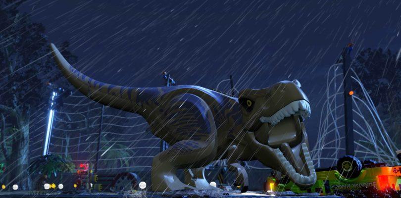 LEGO Jurassic World – Neuer Trailer zeigt Release-Datum