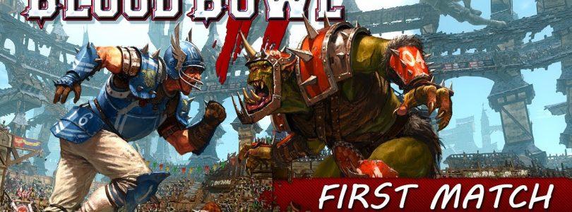 Blood Bowl 2 – Erstes Gameplay-Video, neue Homepage