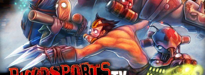 Test und Gewinnspiel zu Bloodsports TV