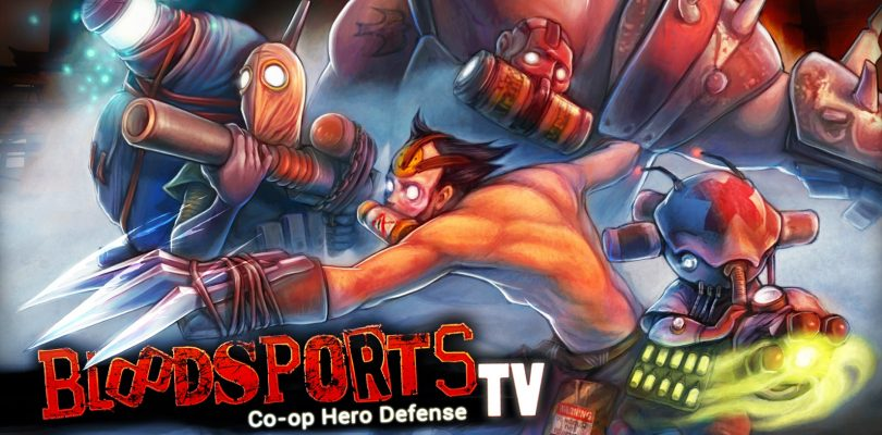 Bloodsports TV – Launch-Trailer zum Release