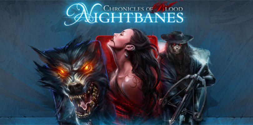 Test: Nightbanes – Sammelkartenspiel mit erwachsenem Setting