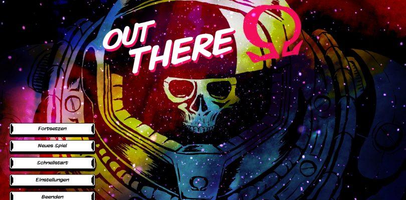 Test: Out There – Omega Edition – Im Weltall bist du ganz allein