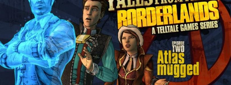 Tales from the Borderlands – Episode 2 – Atlas Mugged (Trailer)