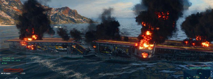 Preview: World of Warships – Wir checken die Beta