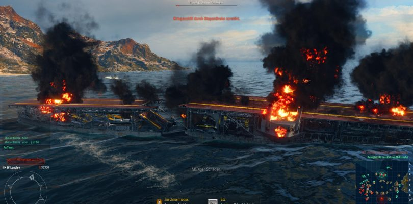 Preview: World of Warships – Wir checken die Beta