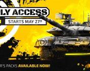 Armored Warfare – Gründerpakete, Early-Access-Testlauf