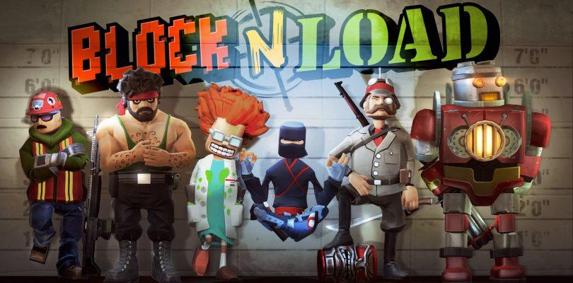 Block N Load – Zum Release gibt es gleich ein gratis Zockwochenende